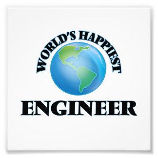 El ingeniero más feliz del mundo cojinete