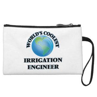 El ingeniero más fresco de la irrigación del mundo