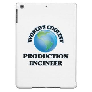 El ingeniero más fresco de la producción del mundo