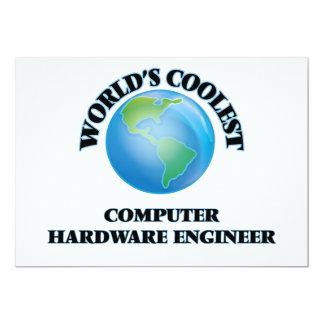 El ingeniero más fresco del hardware del mundo