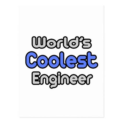 El ingeniero más fresco del mundo postal