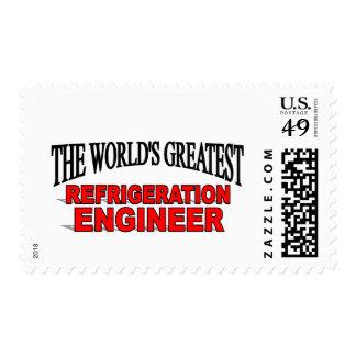 El ingeniero más grande de la refrigeración del sellos