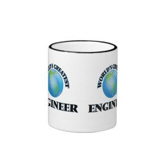 El ingeniero más grande del mundo taza de café