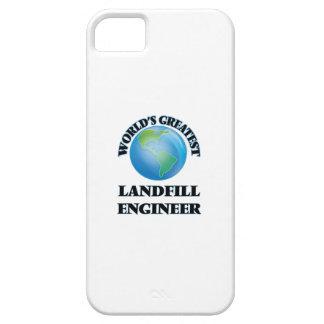 El ingeniero más grande del vertido del mundo iPhone 5 Case-Mate carcasa