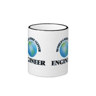 El ingeniero más listo del mundo tazas