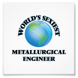 El ingeniero metalúrgico más atractivo del mundo fotografia