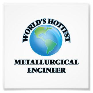 El ingeniero metalúrgico más caliente del mundo fotografías