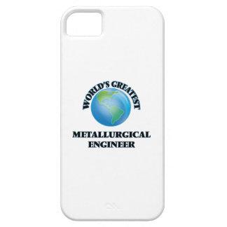 El ingeniero metalúrgico más grande del mundo iPhone 5 Case-Mate coberturas