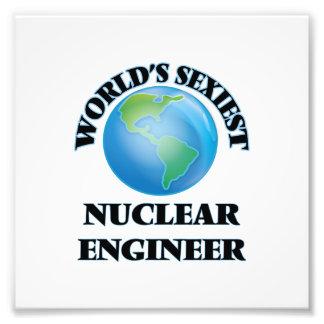 El ingeniero nuclear más atractivo del mundo foto