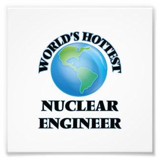El ingeniero nuclear más caliente del mundo fotografías