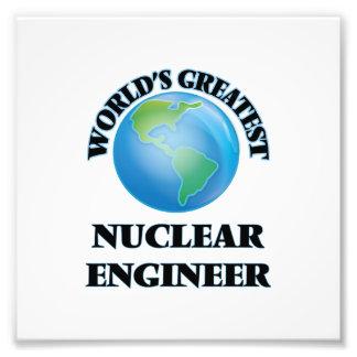 El ingeniero nuclear más grande del mundo arte con fotos
