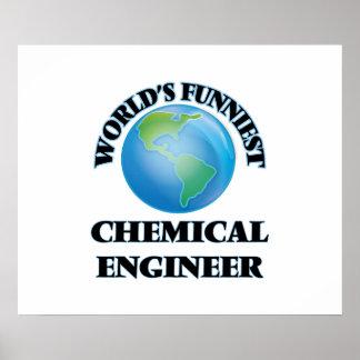 El ingeniero químico más divertido del mundo poster