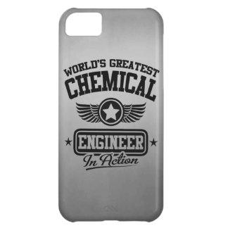 El ingeniero químico más grande del mundo en la funda iPhone 5C