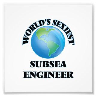 El ingeniero submarino más atractivo del mundo fotografías
