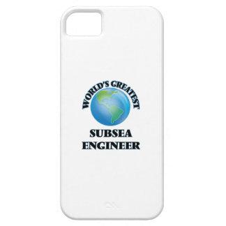 El ingeniero submarino más grande del mundo iPhone 5 coberturas