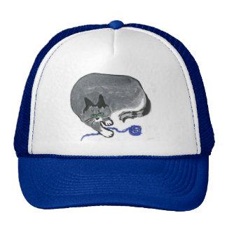 El Innocent… dice, los oídos, el gato gris Gorras De Camionero