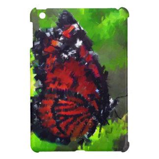 el insecto abstracto de la mariposa florece fauna