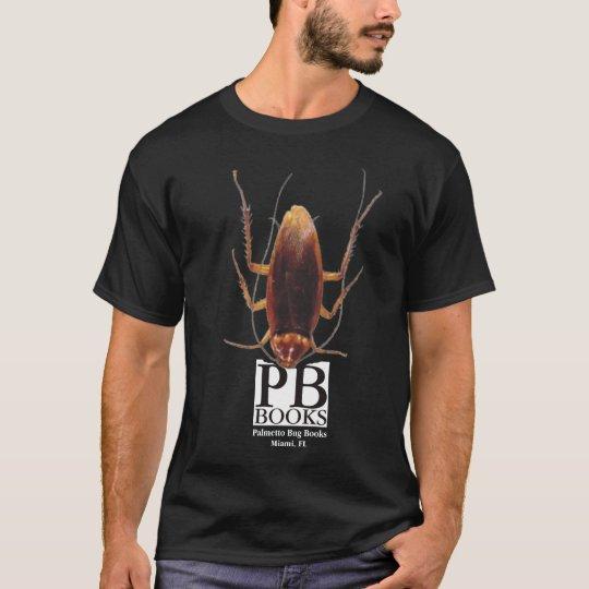 El insecto del Palmetto reserva el logotipo Playera