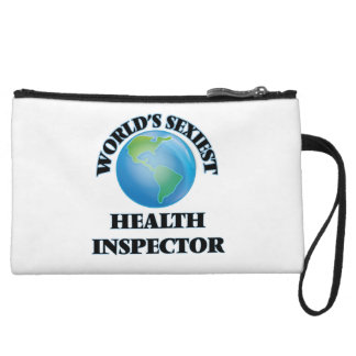 El inspector más atractivo de la salud del mundo