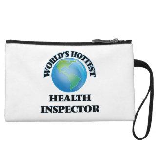 El inspector más caliente de la salud del mundo