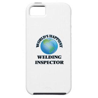 El inspector más feliz de la soldadura del mundo iPhone 5 protectores