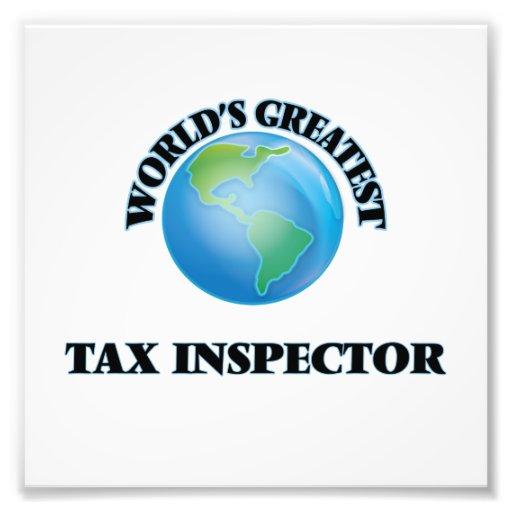El inspector más grande del impuesto del mundo fotografias