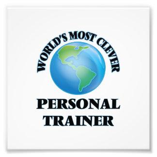 El instructor personal más listo del mundo impresiones fotográficas