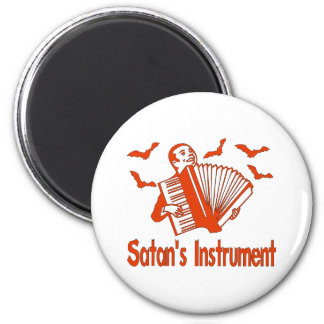 El instrumento de Satan Imanes