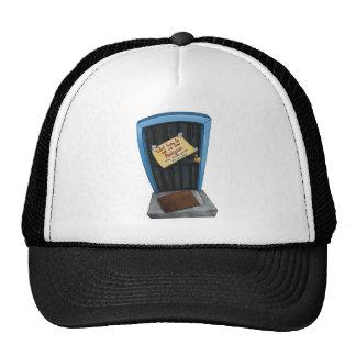 El intentar abandonado gorra
