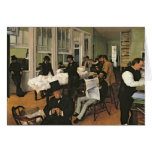 El intercambio del algodón, New Orleans, 1873 Felicitación
