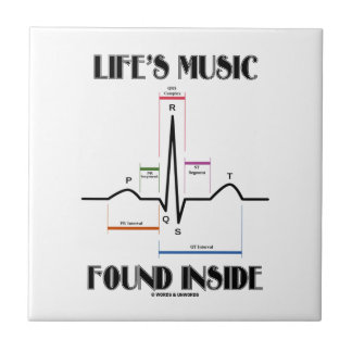 El interior encontrado música de la vida (latido d tejas  ceramicas