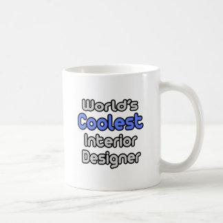 El interiorista más fresco del mundo taza