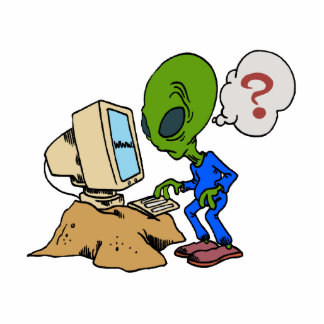 El Internet es extranjero a este Martian Escultura Fotografica