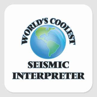 El intérprete sísmico más fresco del mundo
