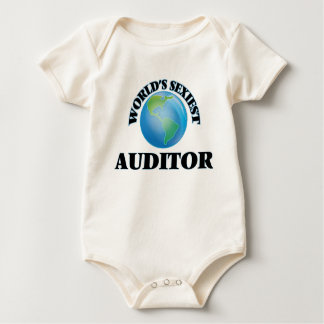 El interventor más atractivo del mundo trajes de bebé