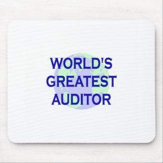 El interventor más grande del mundo mousepad