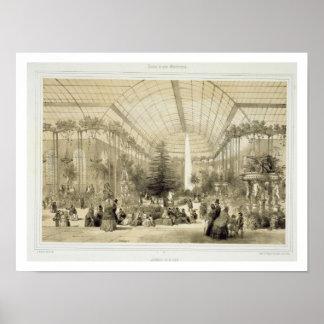 El invernadero, publicado por Auguste Bry (litho Impresiones