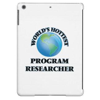El investigador más caliente del programa del