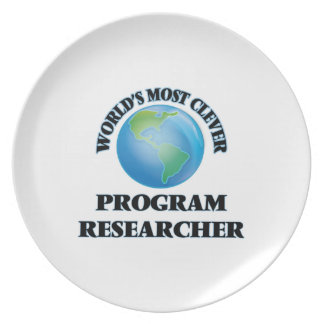 El investigador más listo del programa del mundo platos