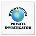 El investigador privado más caliente del mundo impresión fotográfica