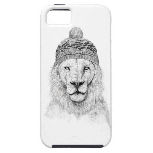 El invierno está viniendo iPhone 5 Case-Mate protectores