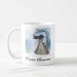 El invierno florece taza