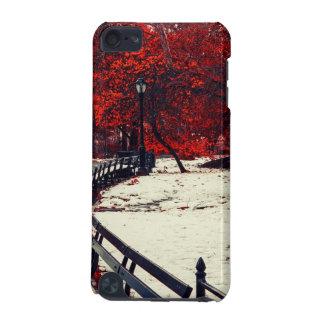 El invierno resuelve la caída en Central Park NYC