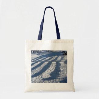 El invierno sombrea el bolso del ~ bolsa tela barata