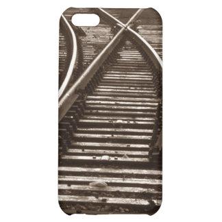 el iPhone 4 pistas de ferrocarril del viaje del tr