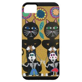 El iphone 5/5S del arte de Kerri Ambrosino iPhone 5 Case-Mate Protector