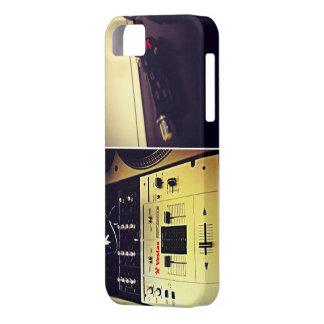el iPhone 5/5s DJ encajona iPhone 5 Carcasas