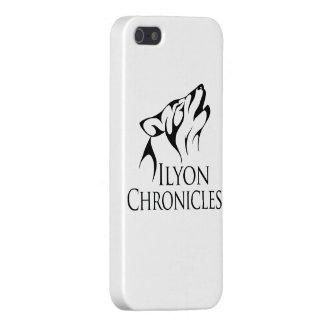el iPhone 5/5S Ilyon crónica el caso del lobo iPhone 5 Carcasa