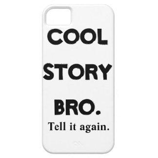 el iPhone 5 casos refresca la historia Bro moderno Funda Para iPhone SE/5/5s