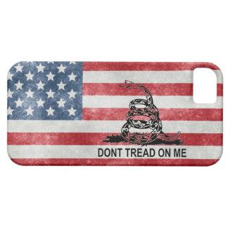 el iPhone 5 militares de la bandera de los iPhone 5 Carcasas